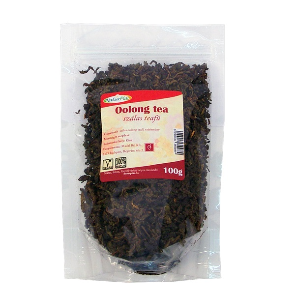 Oolong tea 100g NaturPiac**